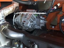máy phát động cơ