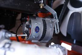 máy phát xe nâng dầu 5 tấn