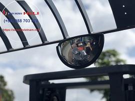 gương chiếu hậu xe nâng điện pin lithium