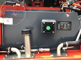 Bình ắc quy trên xe nâng điện lithium