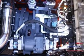 hệ thống truyền lực trên xe nâng 5 tấn