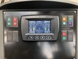 màn hình táp lô điều khiển xe nâng dầu heli 13.5 tấn