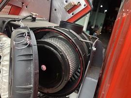 Lọc gió động cơ xe nâng 13.5 tấn